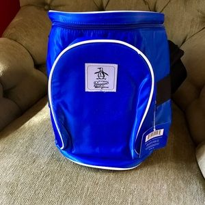 Penguin by Munsingwear cooler bag zips around top